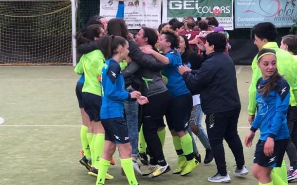 C2 femminile, finale play-off: al Koine basta il pari con la Taurasi, tredici mesi dopo è di nuovo C1