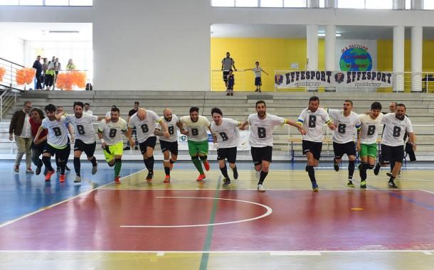 Sporting Limatola, Bravissimo: 7-3 al Città di Orte a Casagiove, la Cadetteria è realtà