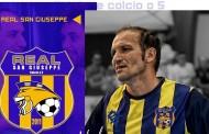 Real San Giuseppe, Mele nello staff: sarà allenatore in seconda