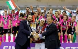 Serie A femminile, finale playoff: Rozo e Presto stendono il Montesilvano, lo scudetto è della Salinis