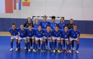 Dominio azzurre: 13-1 alla Moldavia nella prima di Women Futsal Week