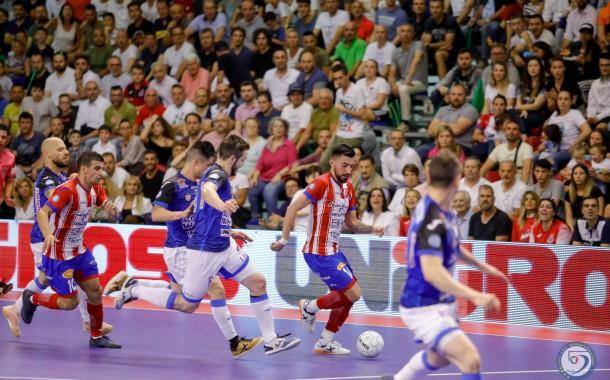 Serie A planetwin365, match point Finals: il Pesaro per lo scudetto, l'AeS per gara-5
