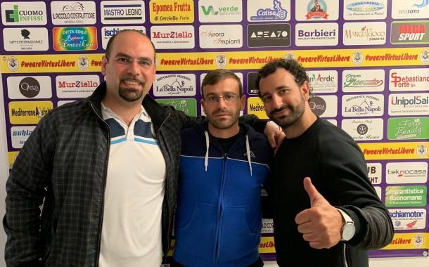 Virtus Libera Forio, Di Iorio nuovo tecnico dell'U21. Di Costanzo il preparatore atletico