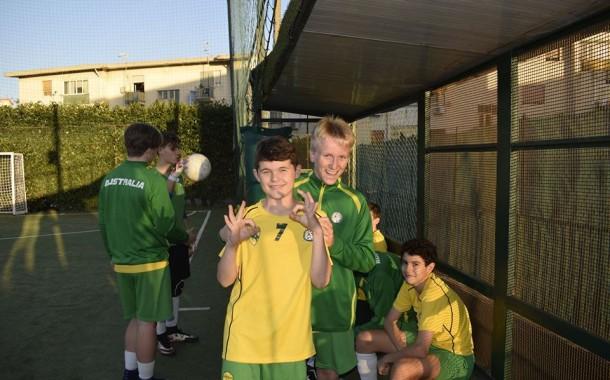 Napoli Calcetto, continua la sintonia con l'Australian Futsal Association