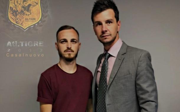 Atletico Tigre Casalnuovo, roster in allestimento: ecco Romano