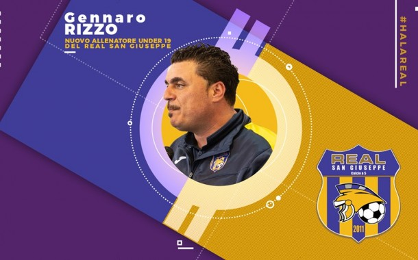 Real San Giuseppe, panchina dell'U19 affidata a Rizzo