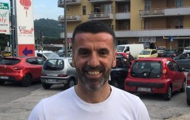 Sandro Abate, Varriale preparatore dei portieri: lavorerà insieme a Pascucci