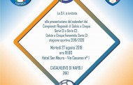 Calendari C1, C2 e C1 femminile: l'appuntamento martedì 27 agosto alle 18 a Casalnuovo