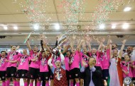Serie A femminile, la Salinis e le sue sorelle: il calendario 2019/2020