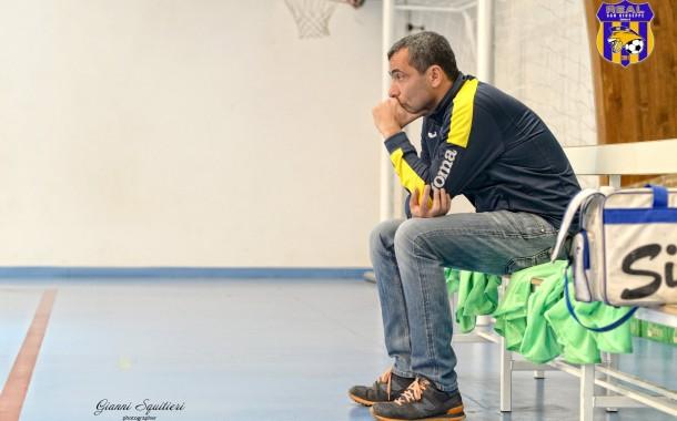 """Real San Giuseppe, il commento di Andrea Centonze: """"Girone duro, i dettagli faranno la differenza"""""""