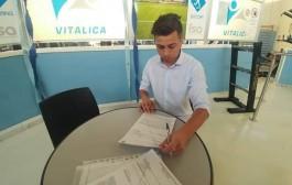 """Atletico Vitalica, confermato Battipaglia: """"Darò sempre di più"""""""