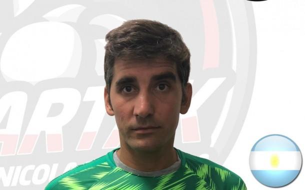 Spartak, altro innesto per Ventimiglia: annunciato Benza