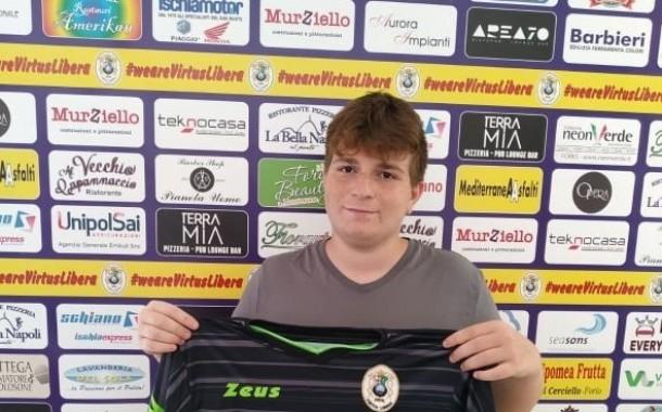 Virtus Libera U21, Mazzella il primo rinforzo per Di Iorio