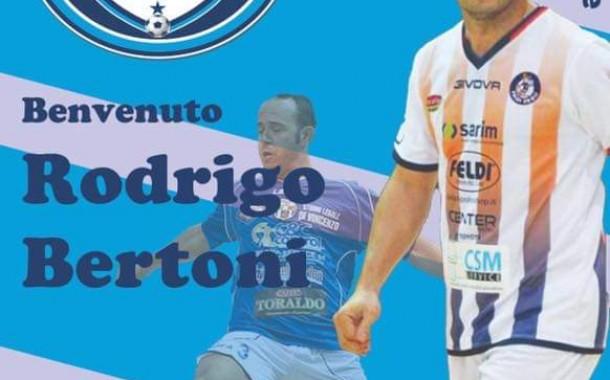 Il Sipremix Limatola si regala un altro colpo di esperienza: Rodrigo Bertoni