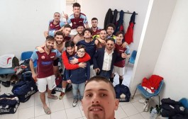 Libertas Cerreto, dieci anni di vita: domani esordio in Coppa Campania sul campo del Futsal Matese