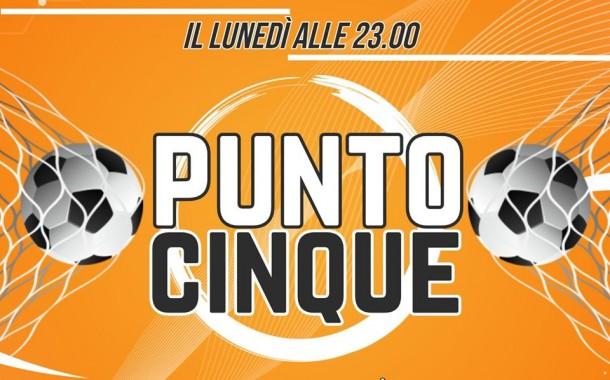 """Torna stasera """"Punto 5 la Casa del Futsal"""" alle 23 su Piuenne"""
