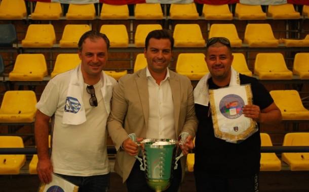 Primo storico gemellaggio di futsal in Europa: giornata di festa al PalaNoia per Atletico Marcianise  e Sporting Tigre Acerra