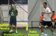 """Borgo Five: Perreca nuovo ds, arriva anche Fabio Esposito. Manna: """"Daranno un contributo prezioso"""""""