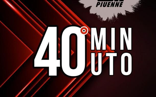 """Ritorna stasera """"40° minuto""""su Piuenne alle 23"""
