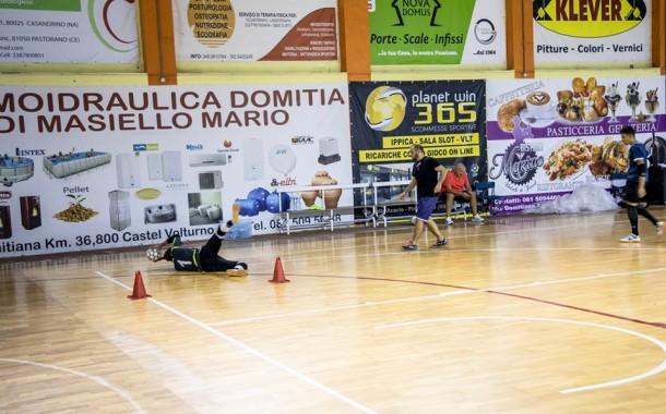 #SerieBFutsal, girone F: la presentazione della seconda giornata. Parete, Leoni e Domitia in casa. L'Alma va al PalaCampagna