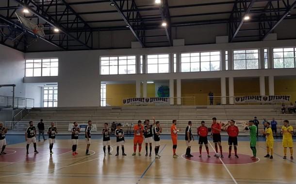 Serie B, prima del girone F. Kappaò Alma, Parete e Domitia. I Leoni superano il Limatola a Casagiove