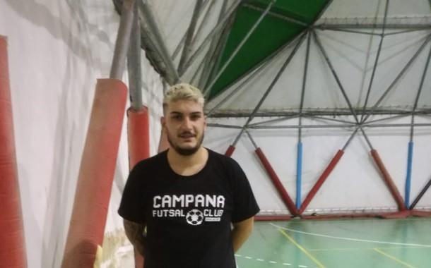 """Campana Futsal a lavoro, Viola: """"Buone sensazioni, Dello Iacovo una guida"""""""