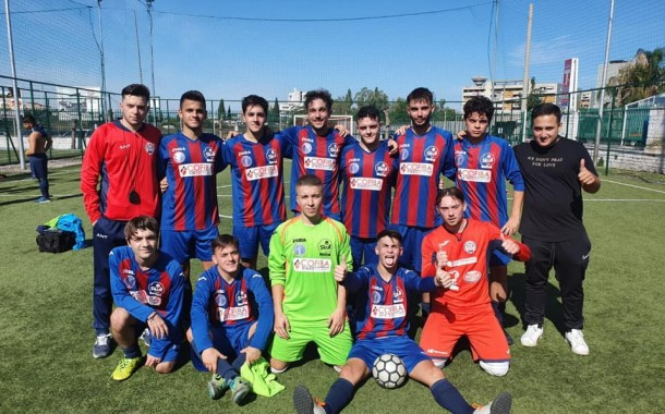 Coppa Campania U19, prima giornata del primo turno. Goleada Casagiove, Boca di misura. Simonte show contro il Massa