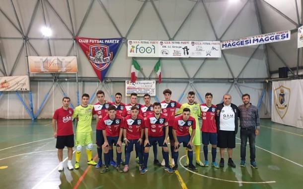Coppa Italia U19, si parte: 1° turno, i triangolari: Feldi-Sandro Abate, Fuorigrotta-Parete e Leoni-Limatola