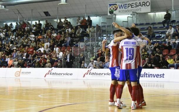 Serie A, Italservice e AeS: ancora voi. Storico Genova. Came-Cybertel pari show
