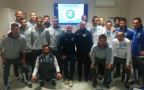 Futsal in Soccer, Paniccia e Caleca incontrano i tecnici del vivaio della SPAL