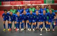Italfutsal femminile, secondo ko con il Portogallo ma con tanti rimpianti