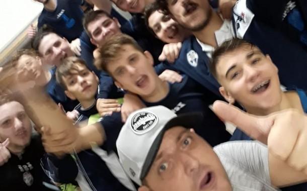 Pozzuoli Flegrea, il report del settore giovanile. U21 in vetta, prima gioia per le due U19. U17 in final four, pari élite