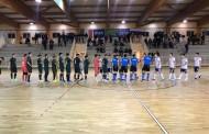 Italfutsal U19 beffata allo scadere: la prima amichevole vinta 4-3 dalla Russia