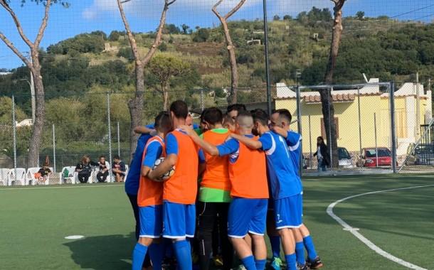 Barano, rimontona con il Saverio Silvio Vignati: ischitani secondi