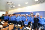 """Futsal Academy con Velasco. Montemurro: """"Questo il futuro"""""""