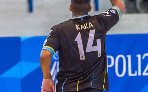 Serie A2, girone B: apre e chiude Kakà, anticipo al Futsal Fuorigrotta