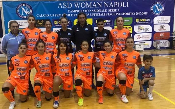 Serie A2 femminile, settima giornata. Cinquina Woman Napoli, tris Irpinia. Kappaò Nuceria e Salernitana