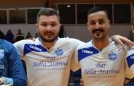 Futsal Calanca, poker contro il Moio: primo successo in campionato