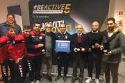 """Riconoscimento """"Scuola Calcio Élite"""": premiate da Zigarelli Napoli Calcetto, Feldi Eboli, MFA e Striano"""