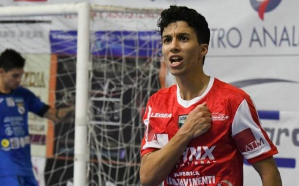Serie A, vince solo il Latina. Aniene-Feldi: pari spettacolo in RAI. 4-4 anche ad Arzignano