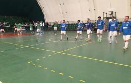 L'Atletico Vitalica ferma la capolista, cinquina al PalaConi ai danni del Cus Avellino