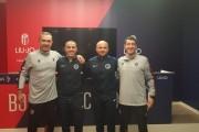 """Futsal in Soccer fa visita al Bologna: Paniccia e Caleca al """"Galli"""""""