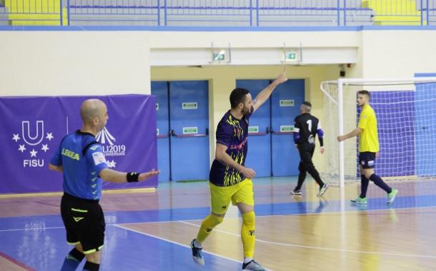 Ghotti-Chima-Borriello: Real San Giuseppe, tris al Lucrezia e ottava vittoria in campionato