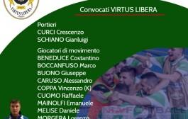 Big match al PalaCasale, la Virtus Libera Forio ospita il Sorrento: riecco Curci, out Rossi