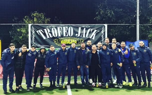 Jack Maracanà, altro pari: 5-5 casalingo con la Real Acerrana