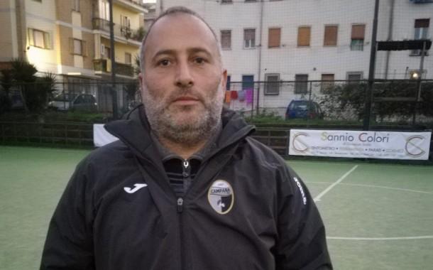 """Campana Futsal, soddisfatto il vicepresidente Formichella: """"Stiamo facendo bene, Dello Iacovo trasmette voglia di vincere"""""""