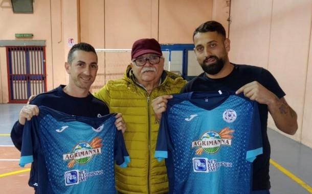 Il Guadagno Pack scalda i motori nel #futsalmercato, arrivano Ferrante e Langella