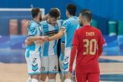 Futsal Fuorigrotta, sette reti alla Mirafin. Jorginho, goal all'esordio
