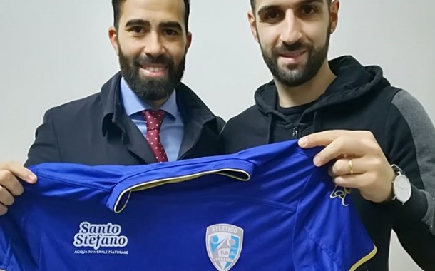 Atletico Vitalica, firma Passannante