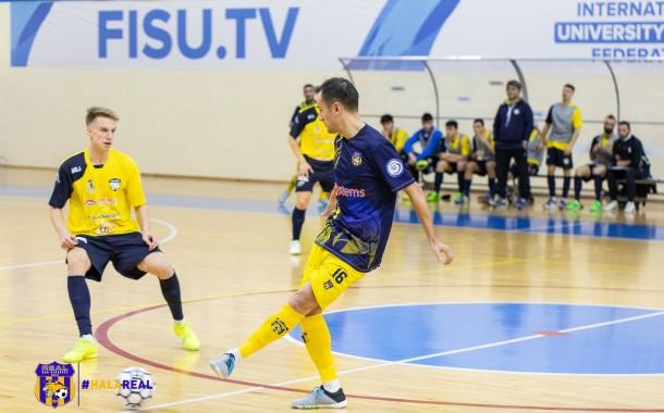 """Verso Real San Giuseppe-Active Network, Favero: """"In questo campionato non esistono partite facili"""""""